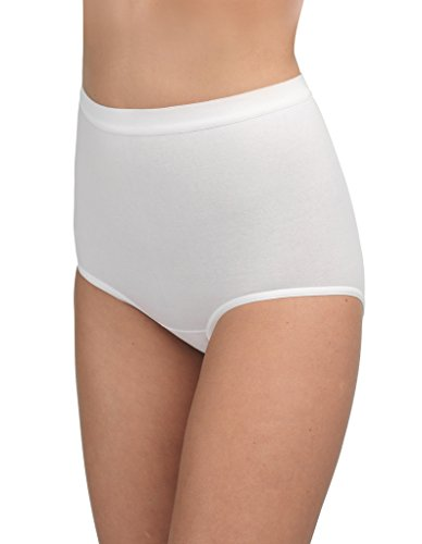 BlackSpade Essential White Cotton Ultimate Maxi Brief 3 Pack 1310