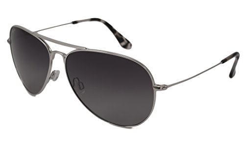 SILVER NEUTRAL Jim Maui Mavericks Sonnenbrille POLARIZEDPLUS2 GREY ItTxRA1Zqw