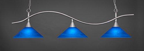 - Toltec Lighting 893-415 Billard Pendant