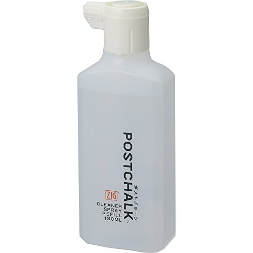 Kuretake cleaner POSTCHALK CLEANER SPRAY REFILL 180ML by Kuretake