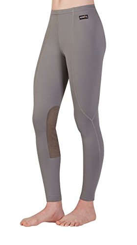 Kerrits Kids Performance Tight Graphite Size: Extra Large (Child Tights)