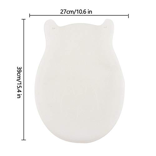 Pastry Blenders Dough Processing Preservation Bag Flour-Mixing Bag Cooking ToolsWhite3000ml