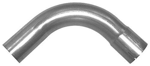 Jetex Universal Exhaust 90 Degree Bend 2.5' Mild Steel (U026390)