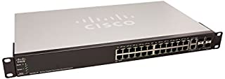 Cisco Sg500-28 28-Port Gigabit Stackable Managed Switch (B007UQRPO6) | Amazon price tracker / tracking, Amazon price history charts, Amazon price watches, Amazon price drop alerts