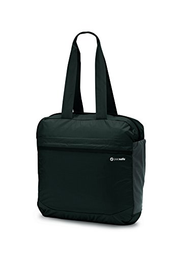 - Pacsafe Pouchsafe PX25 Anti-Theft Packable Tote, Charcoal
