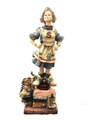 Boyds Bears Resin Domestica T Whirlwind Nqga Of Supermoms Mom Angel Folkstone - Resin 7.00 -