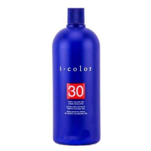 Iso I Color 30 Volume Creme Developer - 8.5 oz Iso Hair