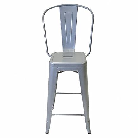 Superb Amazon Com Inmod Signature Collection Bastille Counter Squirreltailoven Fun Painted Chair Ideas Images Squirreltailovenorg