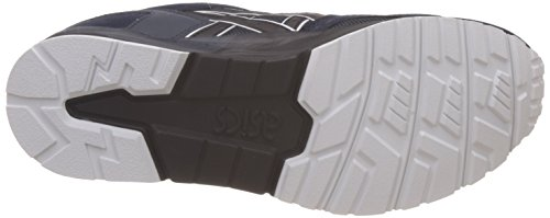 Asics Tiger Unisex India Ink and Black Sneakers - 8 UK/India (Men 42.5 EU/9 US)(Women 42 EU/10 US)