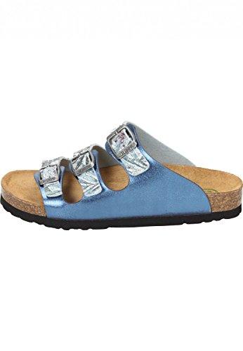 Dr. Brinkmann Womens-pantolette Bleu 701140-5 Bleu