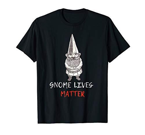 Garden Gnome Costume Shirt - Dwarf Costume Tshirt