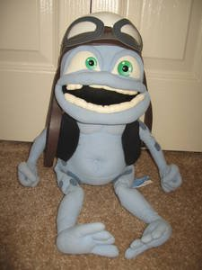 Buy The Annoying Thing Crazy Frog Plush (9