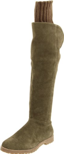 Corso Como Women's Radar Flat Boot, Military, 8.5 M US by Corso Como