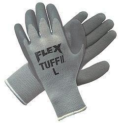 Memphis Glove 9688L Flex Tuff II Gloves, Large (12 (Flex Tuff Gloves)