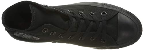 Converse M9160: Chuck Taylor All Star High Top Unisex Black White Sneakers by Converse (Image #14)