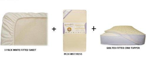 Naturepedic MC34 No Compromise Organic Cotton Classic 150 Se