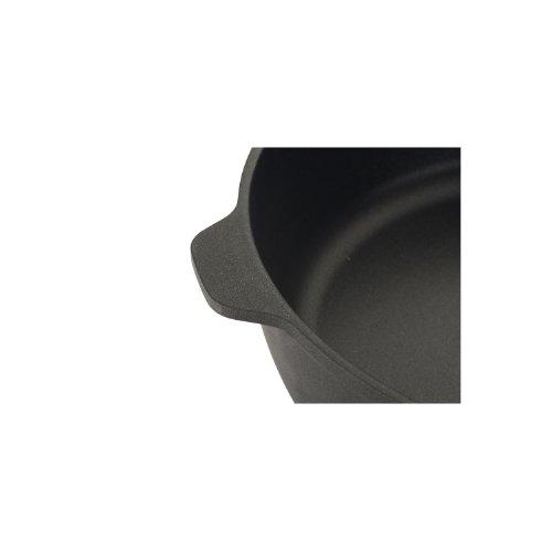 """31Ze0GPHV1L - Swiss Diamond Nonstick Saute Pan with Lid - 4.3 qt (11"""")"""