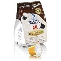 Nespresso 兼容 Meseta 咖啡胶囊。 60 粒 美食**阿拉伯咖啡咖啡咖啡 兼容 Nespresso 机