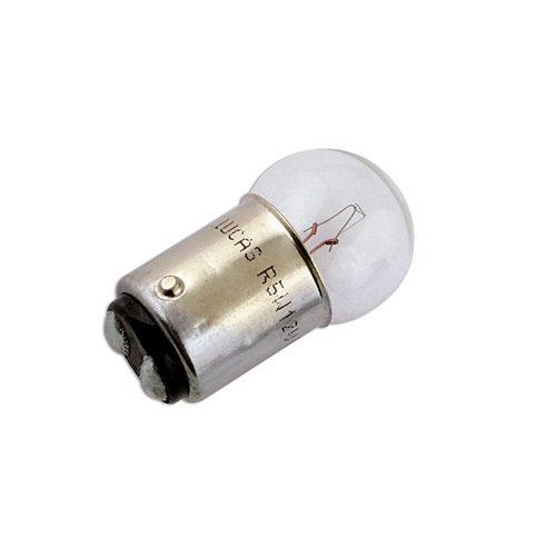Connect Workshop Consumables 30553 Lucas Side Light Bulb SBC OE875 Set of 10 28 V 7 W