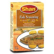 Shan Fish Seasoning Mix (Masala) by Shan