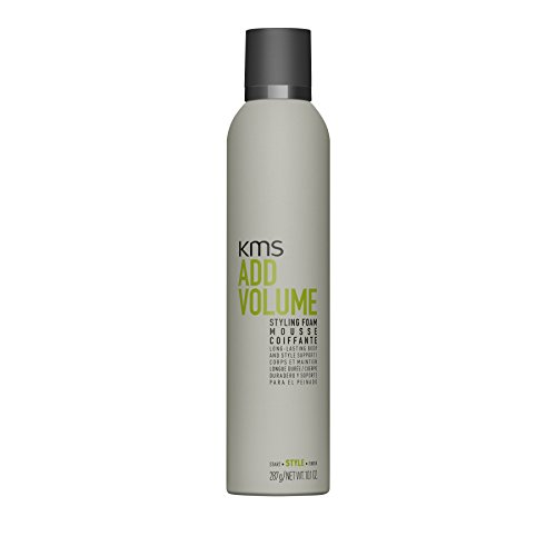 KMS Add Volume Styling Foam, 10.1 oz (Best Products To Add Volume To Hair)
