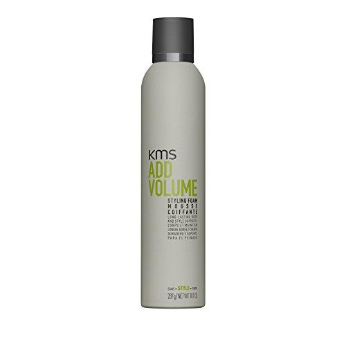 Kms California Add Volume Shampoo - KMS Add Volume Styling Foam, 10.1 oz