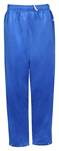 Badger Mens Brushed Tricot Pants (B7711) -ROYAL -M