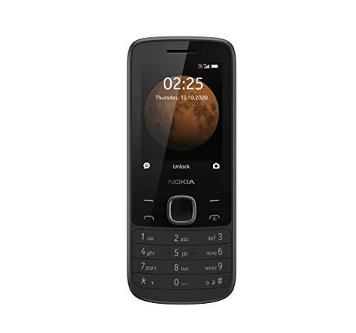 Nokia 225 | Unlocked | 4G Cell Phone | Black