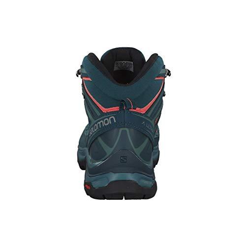 Salomon X Femme Pond Mid Ultra GTX 3 Chaussures Reflecting Hydro 4ErwBfxEHq