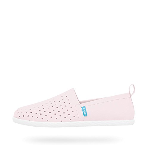Inheemse Mens Venetië Slip-on Melk Drukken / Shell Wit