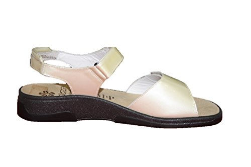 Ganter Sonnica - Sandalias de Vestir de cuero Mujer blanco