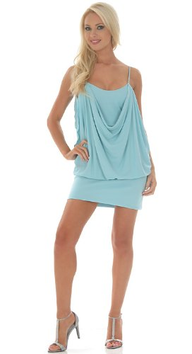 Dresses.com - Cocktail Dress - Fresh Start, XXS, Aqua