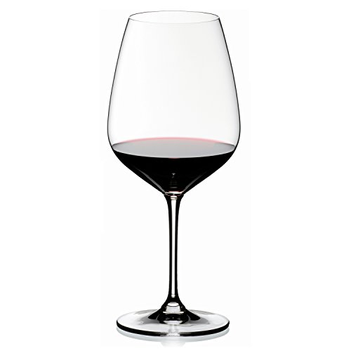 Riedel Vinum Extreme Leaded Crystal Cabernet/Merlot Wine Glass, Set of 6 by Riedel