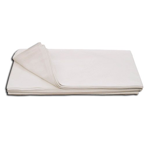 Outfitters Supply Canvas Manty, Hemmed Edges, 7 x 8, 18 OZ Canvas, Used For Bundling Loads On A Pack Saddle, Doubles As A Tarp Or Shelter In Camp