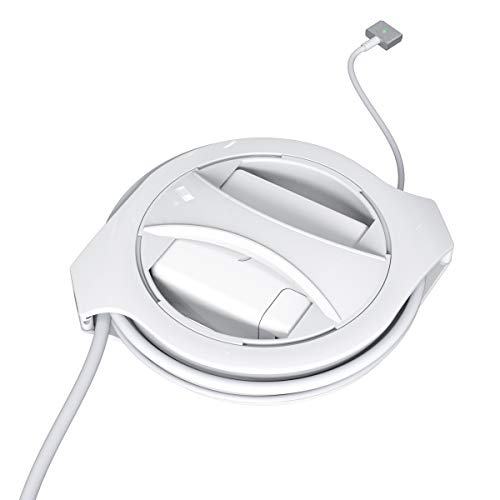 Fuse Side Winder MagSafe Original Laptop Charger Organizer Compatible with MagSafe MacBook Charger