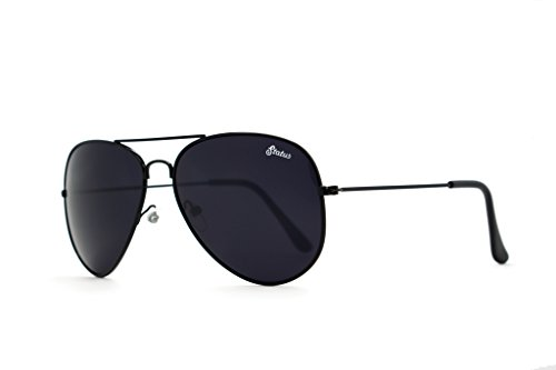 Status Shades Men's Aviator Plastic Maverick: Tuxedo - Shades Status