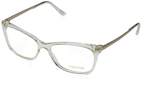 TOM FORD Eyeglasses FT5353 026 Crystal