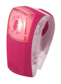 Knog LED Beleuchtung Wearable Boomer pink