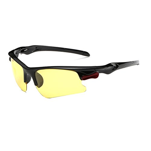 XFIERY SG800047C6 UV400 TAC Lens Movement Plastic Frames - Real Fake Or Bans Ray