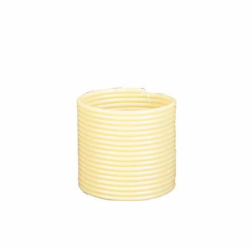Candle by the Hour 144-Hour Refill, Eco-friendly Natural Beeswax with Cotton Wick -  20561R