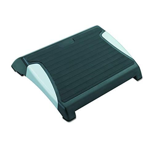 Safco Products 2120BL RestEase Adjustable Footrest, Black