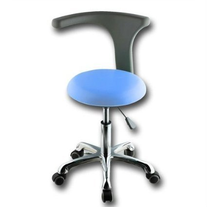 Zgood New Different and Simpler Design Dental Seat Chair 36''round by Zgood