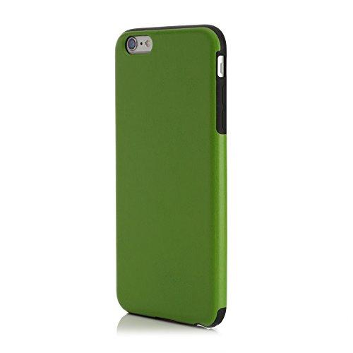 ArktisPRO Kautschuk Schutzhülle für Apple iPhone 6 Plus grün