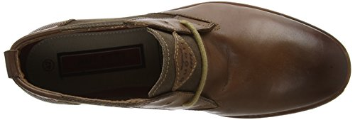 Brown Homme Baskets Hautes Brown Marron 323524303069 6060 Bugatti HwtAWYqvSx