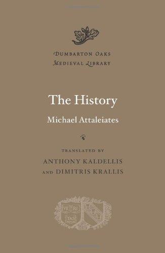 The History (Dumbarton Oaks Medieval Library) (Michaels Fall Ribbon)