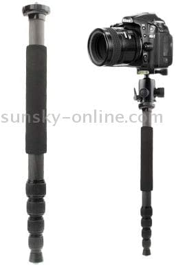 YANTAIANJANE Camera Accessories Triopo TL-40 Aluminum Alloy Camera Monopod