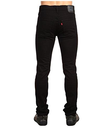 Levi's Men's 510 Skinny Fit Jean, Jet, 30W x34L