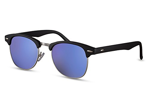 Miroitant 008 Rétro Noir Sunglasses Hommes Cheapass Clubmaster Ca Femmes qgE7azw