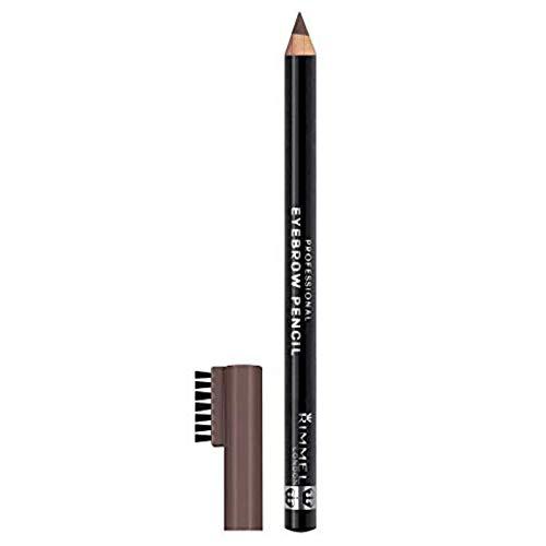 Rimmel London Professional Eyebrow Pencil - Hazel - 2 pk ()