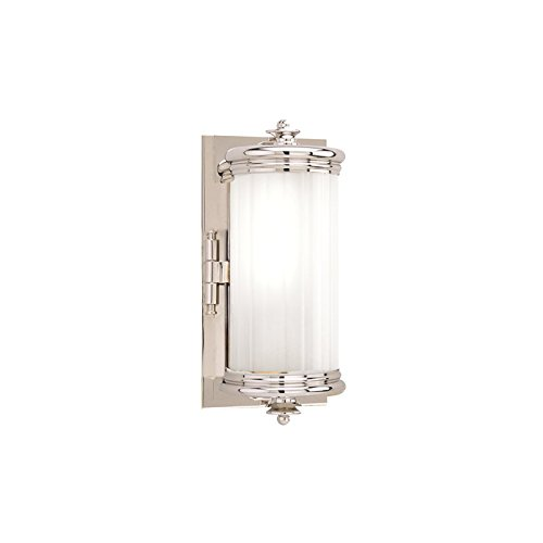 Hudson Valley Lighting 951-PN One Light Bath Bracket from the Bristol collection 1